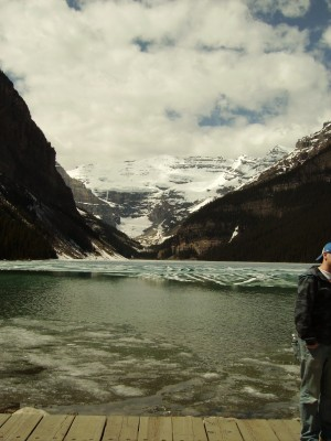 The Incredible Lake Louise