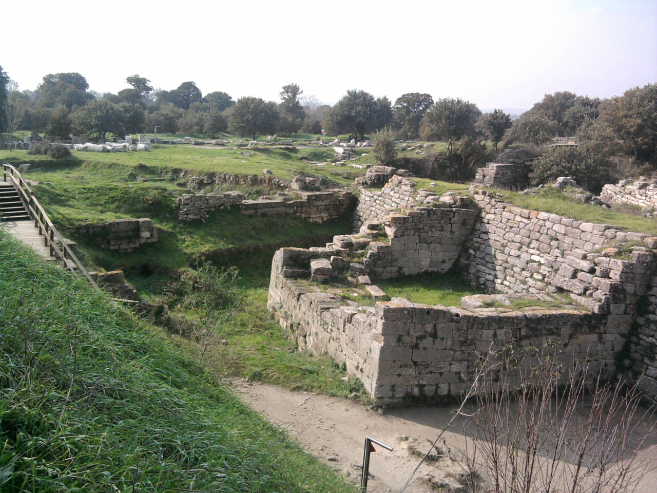 Visiting Ancient Troy – Trojan Horse and All - Vagobond