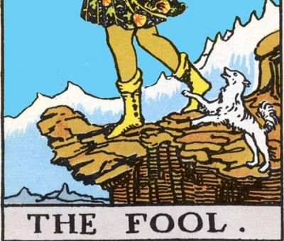 the fool travels