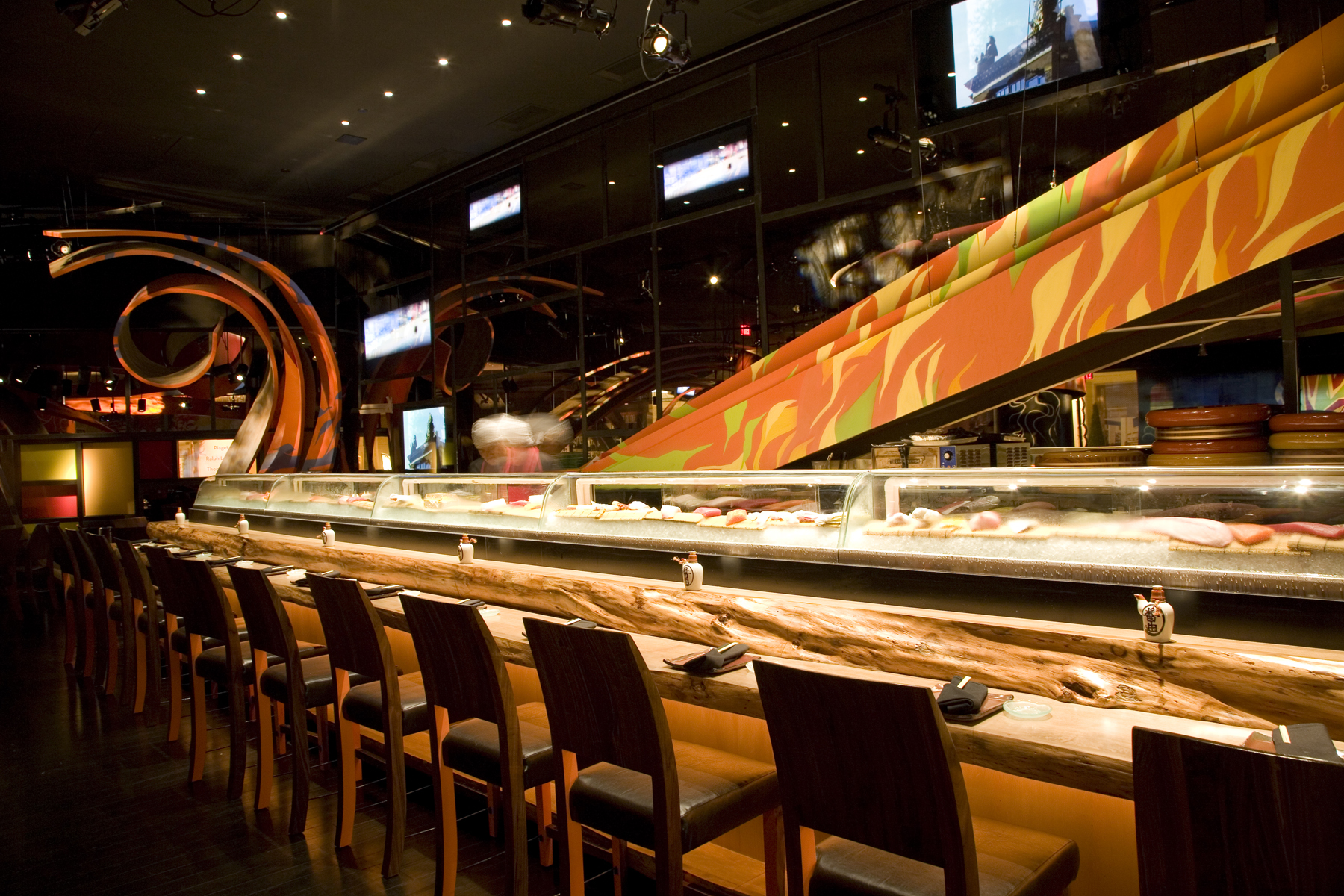 Sushi Bar Design sushi bar table design photograph | best sushi las vegas yelp