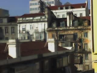 First View of Portugal