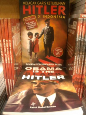 Obama is not Hitler